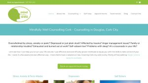 Mindfull Well Counselling Cork Website