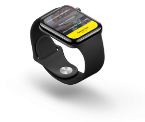 iWatch Device Graphic
